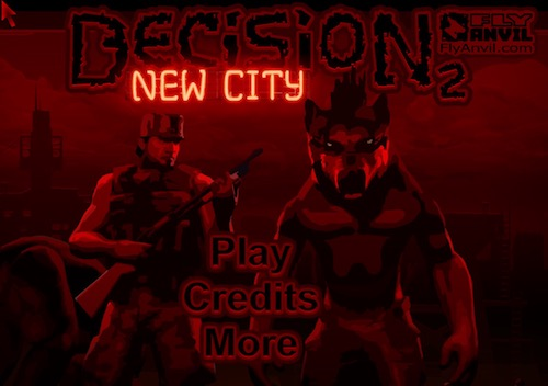 Decision 2 New City