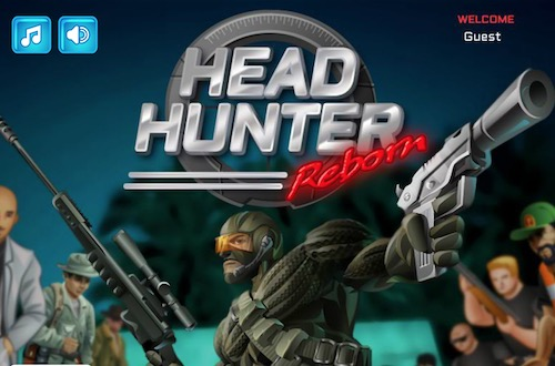 Head Hunter Super Sniper