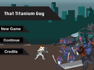 That Titanium Guy
