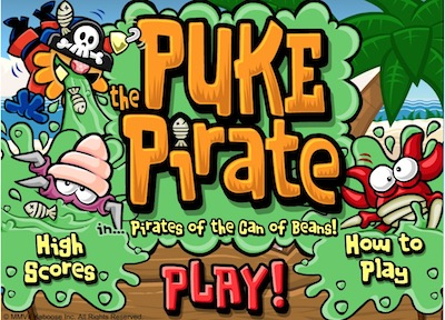 The Puke Pirate