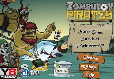 Zombudoy Pirates