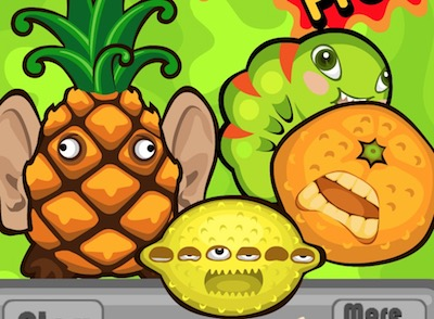 The Invasion of the Mutant Fruit