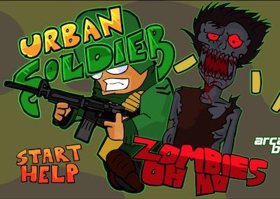 Urban Soldier Zombies