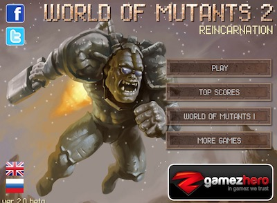 World of Mutants 2: Reincarnation