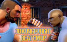 3D Kungfu Fight Beat Em Up