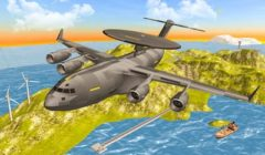 Airwar Plane Flight Simulator Challenge