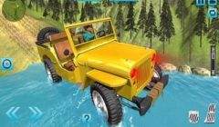 Offroad Jeep Simulator