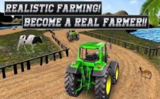 Real Tractor Farming Simulator
