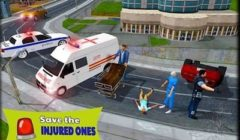 Ambulance Rescue Game