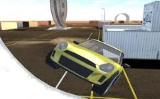 Stunt Crash Car