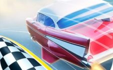 furturistic racing 3d