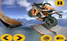 Bike Stunt Master Racing Game