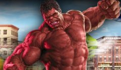 Red Monster (Red Hulk Smash Fight)
