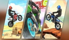 3D Bike Stunt Game