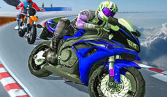 Bike Stunt Race Game